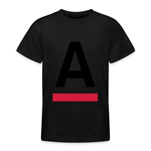 Alliansfritt Sverige A logo 2013 Färg - T-shirt tonåring