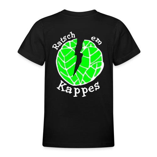 ratsch vektor 3 - Teenager T-Shirt