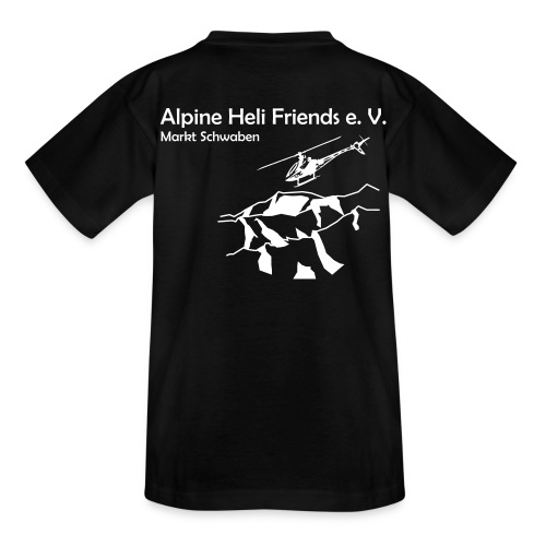 AHF Version 2 VEKTOR - Teenager T-Shirt