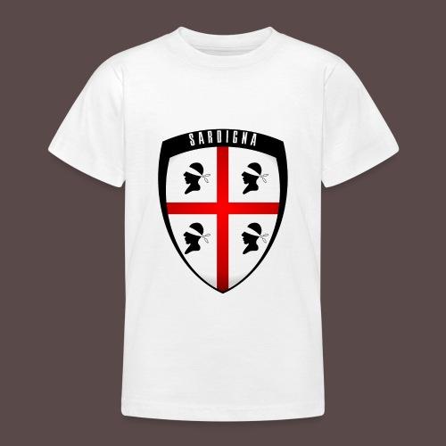 Sardegna Stemma - Maglietta per ragazzi