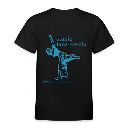 tanzkreativ - Teenager T-Shirt