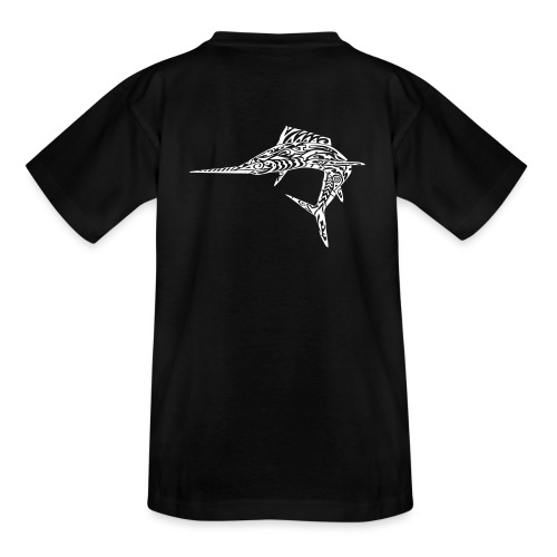 The White Marlin - Teenage T-Shirt