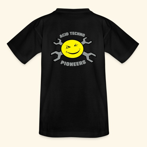 ACID TECHNO PIONEERS - SILVER EDITION - Teenage T-Shirt