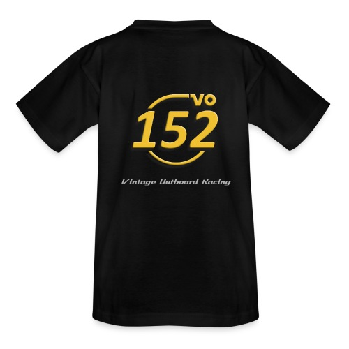 152VO Klassenzeichen sunset - Teenager T-Shirt