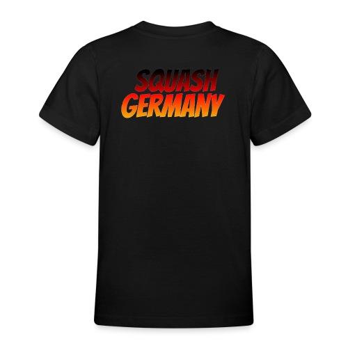 Squash Germany - Nuorten t-paita