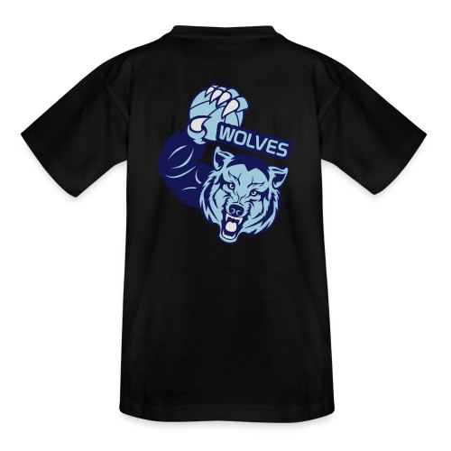 Wolves Basketball - T-shirt Ado