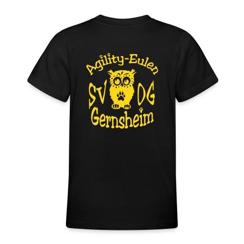 agilityeulen - Teenager T-Shirt