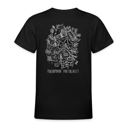 Aavoilta vaaroille - Nuorten t-paita