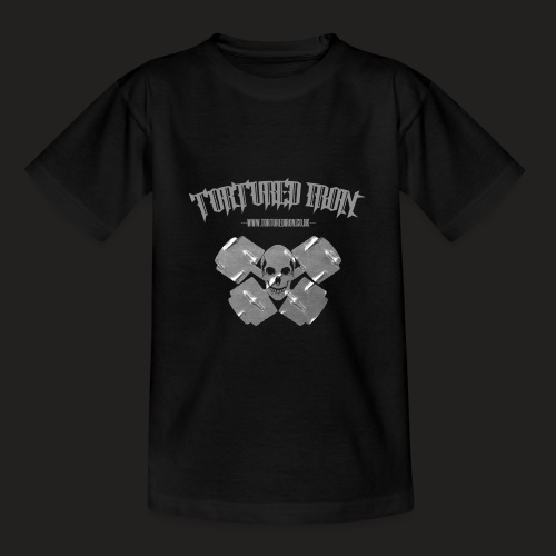 skull - Teenage T-Shirt