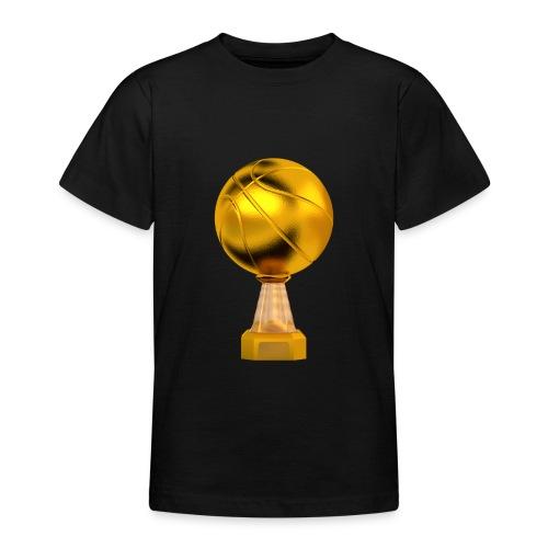 Basketball Golden Trophy - T-shirt Ado
