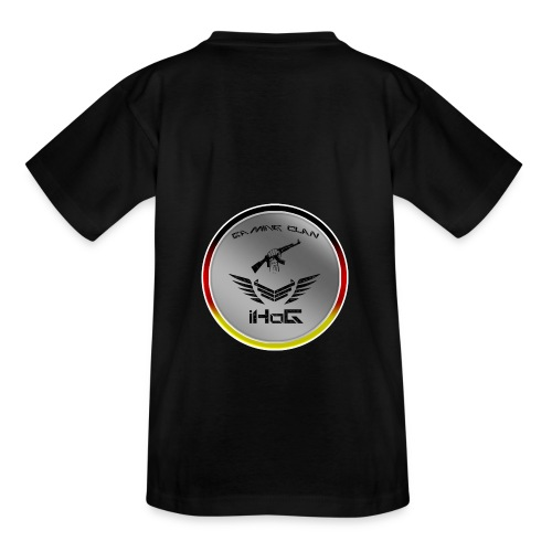 iHoG Logo - Teenager T-Shirt