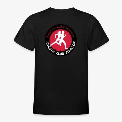 AC POUILLON - T-shirt Ado