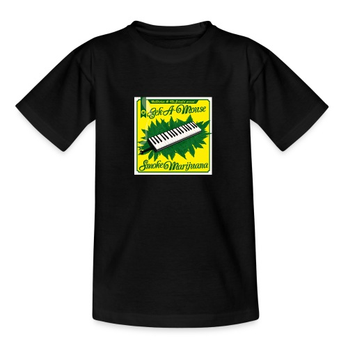 Smoke Marijuana - Teenage T-Shirt