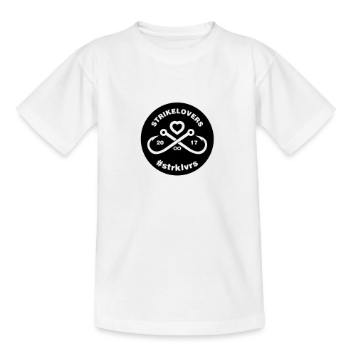 StrikeLovers Circle Vector - Teenager T-Shirt