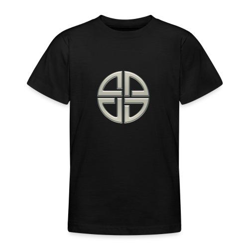 Schildknoten, Keltischer Knoten, Thor Symbol - Teenager T-Shirt