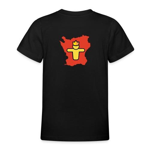 Turf Skåne symbol - T-shirt tonåring