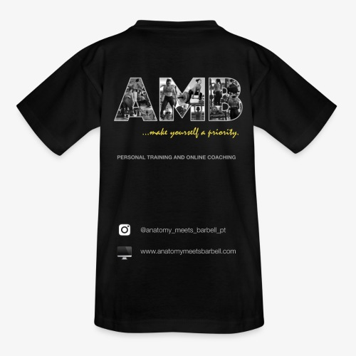 AMB - Teenage T-Shirt