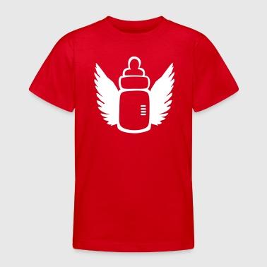 butelka mleka - Koszulka młodzieżowa