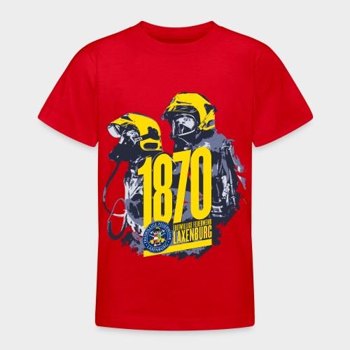 Seit 1870: Freiwillige Feuerwehr Laxenburg - Teenager T-Shirt