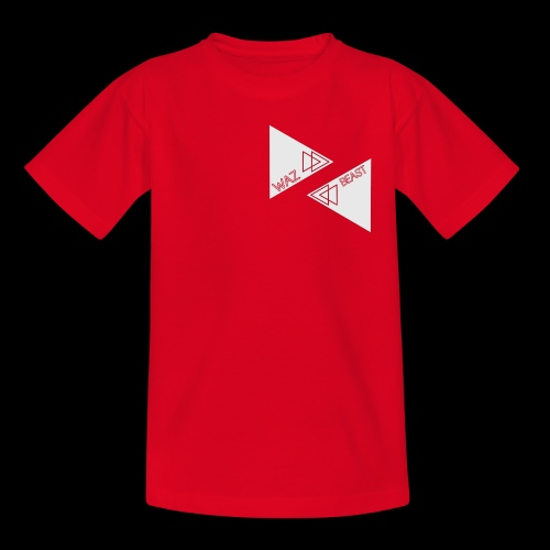 Waz_BEAST - Teenage T-shirt
