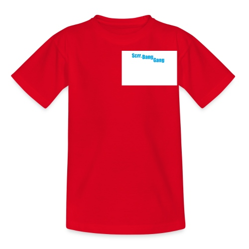 Scur - Teenager T-Shirt