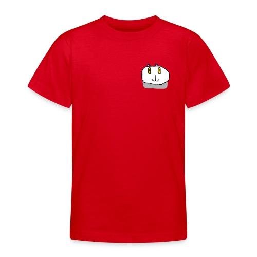 The Fierce Cat Logo - Teenage T-shirt