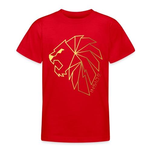 Löwe, Lion Inside - Teenager T-Shirt