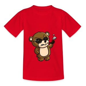 AngryTeddy - Teenage T-shirt