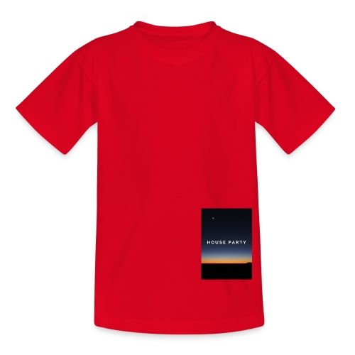 House Party - Teenage T-shirt