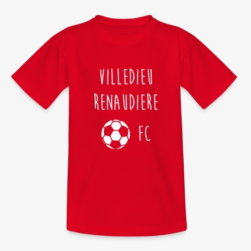 FCVR kids - T-shirt Ado