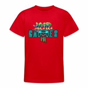 JairGames NL merch - Teenager T-shirt