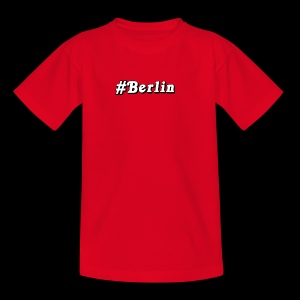 #Berlin - Teenager T-Shirt