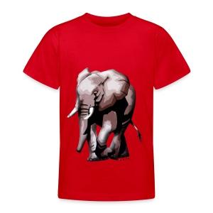 Big Elephant - Teenager T-Shirt