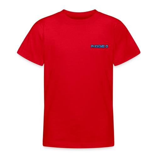 Phoenix D - Teenage T-shirt