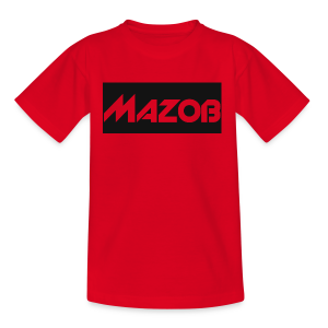 Mazob_Shirt_Design - Teenage T-shirt