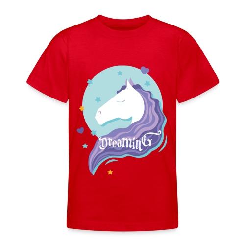 Dreaming - Teenager T-Shirt