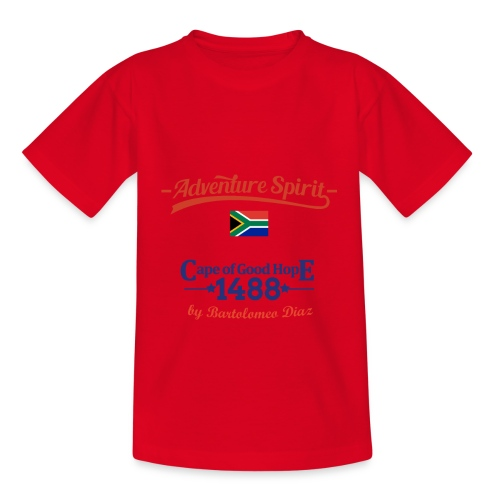 Adventure Spirit South Africa 1488 - Teenager T-Shirt