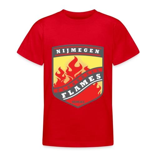 trainingsjack rood - Teenager T-shirt