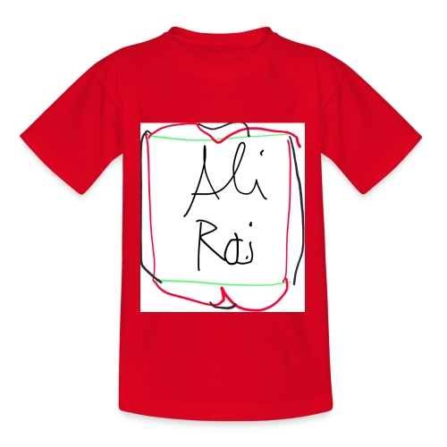 Ali roj - Teenager T-Shirt