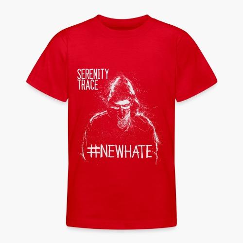 #NewHate Male - T-skjorte for tenåringer