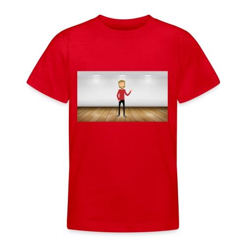 Youtubeman-png - Camiseta adolescente