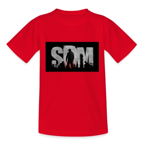 Tazza SdM Clan - Maglietta per ragazzi