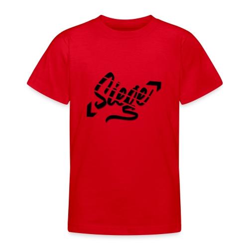 Siege - Logo - Teenager T-shirt