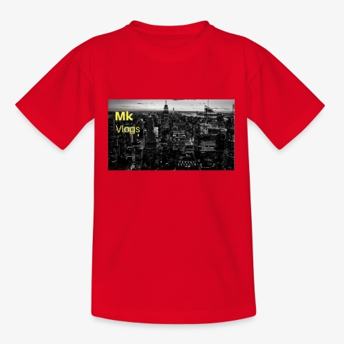 MK VLOGS 9 - Teenage T-shirt