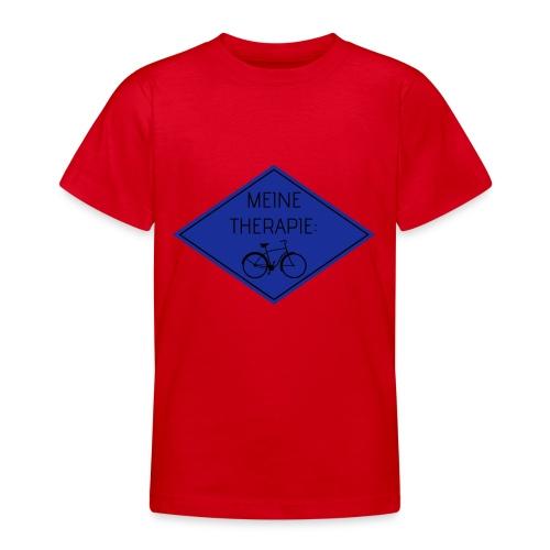 Meine Therapie: Fahrrad - Teenager T-Shirt