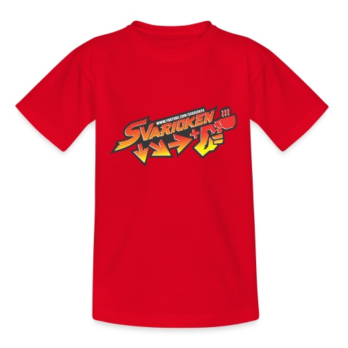 Maglietta Svarioken - Maglietta per ragazzi
