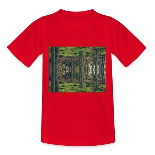 Forest state of mind. - T-shirt tonåring