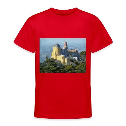 Schloss - Teenager T-Shirt