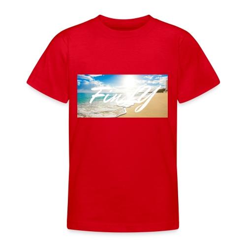 FinlY Beach - Teenage T-shirt
