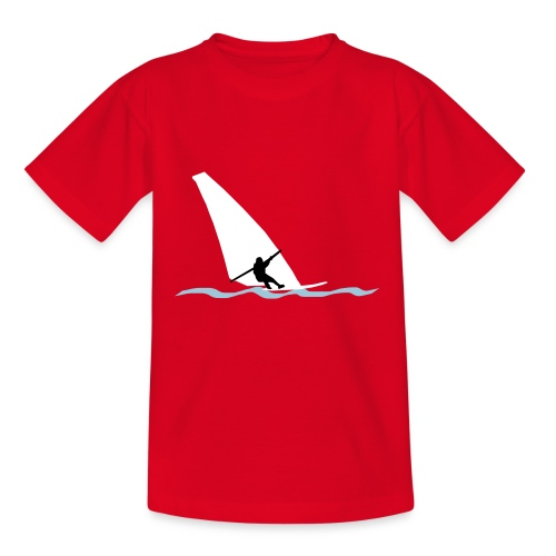 geradeausfare-svg - Teenage T-shirt